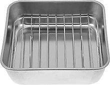 Cabilock 1 set di teglia da forno in acciaio inox
