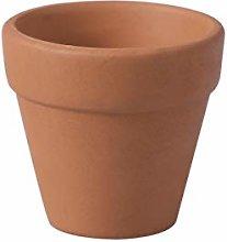 Cabilock 20Pcs Mini Vaso di Terracotta Argilla