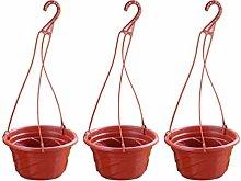 Cabilock 3Pcs Hanging Planter Fiore Vasi di Piante