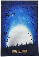 Cabilock Bandiera del Giardino di Halloween Doppio