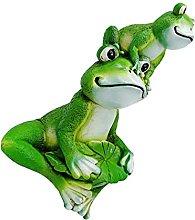 Cabilock Carino Statua Frog Figurine in Miniatura