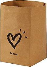 Cabilock Carta Kraft di Generi Alimentari Pranzo