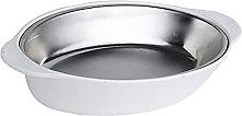Cabilock Ciotola da forno con doppio manico in