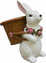 Cabilock Coniglietto Vaso di Fiori Vaso di Fiori