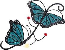 Cabilock Farfalla in Metallo Arte della Parete del
