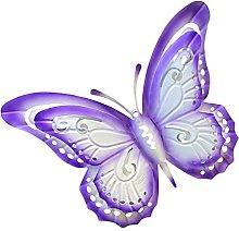 Cabilock Farfalla in Metallo Decorazione della