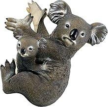 Cabilock Giardino Koala Decor Hanging Albero di