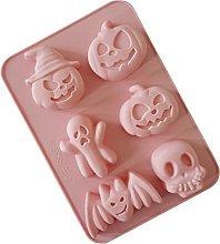 Cabilock Halloween Stampi da Forno in Silicone