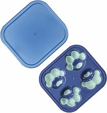 Cabilock Ice Cube Mold - Stampo in silicone a