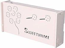 Cabilock - Mensola da parete per router