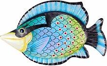 Cabilock Metallo Pesce di Ferro Decorazione della