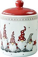 Cabilock Natale Scatola di Ceramica da Cucina in