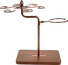 Cabilock Piano di Lavoro di Vino Rack da Tavolo
