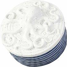 Cabilock Portagioie in Ceramica Scatola Porta