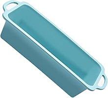 Cabilock Stampo in silicone per pane e loaf, per