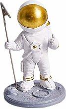 Cabilock Statua di astronauta, scultura, scultura