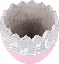 Cabilock - Vaso da fiori in cemento, per piante