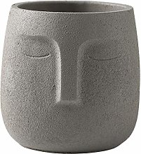 Cabilock Vaso da Fiori in Cemento Vaso da Fiori