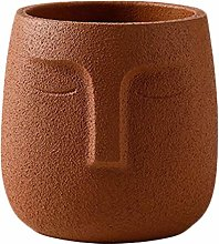 Cabilock Vaso da Fiori in Ceramica Vaso da