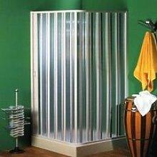 Cabina doccia ad angolo in abs 75x90 h185 venere