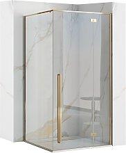 Cabina doccia Fargo 80x100 Gold