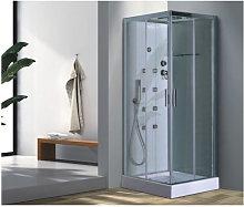 Cabina doccia multifunzione Selfie 80x100 cm