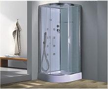 Cabina doccia multifunzione Selfie 90x90 cm