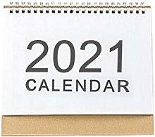 Calendario da tavolo inglese Coil giornaliero