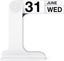 Calendario perpetuo TIMOR, bianco