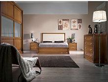 Camera armadio letto como' e comodini