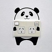 Camera Dei Bambini Panda Interruttore Decalcomania
