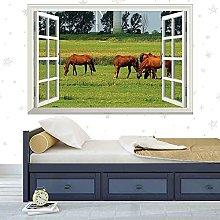 Campo di cavalli di alta qualità soggiorno camera