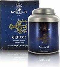 Cancer, Miscela di tè Verdi e Bianco Profumata,