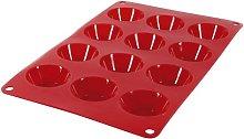 Candy Crealys 513 008 teglia, per 12 Petits Fours,