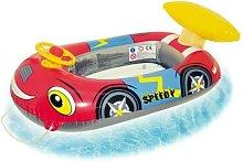 Canotto Gonfiabile Auto Gioco Per Bambini Con
