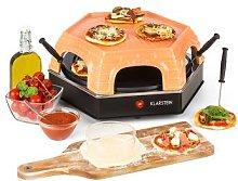 Capricciosa Forno per Pizza 1500 W Copertura in