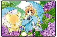 Card Captor Anime Tappeto Cucina Ingresso Zerbino