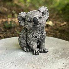 Carino Koala Arte Scultura per Portico Cortile