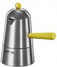 CARMENCITA POP LAVAZZA Caffettiera Alluminio con
