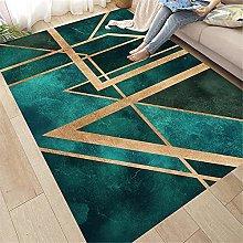 Carpet Tappeto Antiscivolo Bambini Verde Giallo