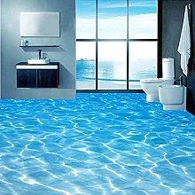 Carta da parati 3D Moderna acqua di mare Foto