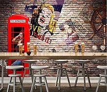 Carta da parati Adesivo murale foto divano TV