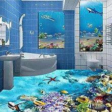 Carta Da Parati Murale 3D Sottomarino Organismo