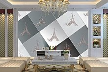 Carta da parati Parigi Torre a scacchi Tv Sfondo