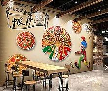 Carta da parati Pizza Shop Ristorante occidentale
