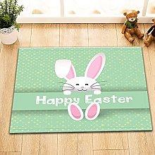 Cartoon Bunny Decorazione Della Casa Porta