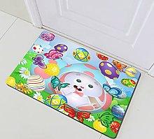 Cartoon Bunny Egg Farfalla Decorazione Domestica