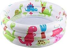 Cartoon Dinosaur Circle Home Bambini Baby