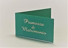 Cartotecnica Italiana 100 Pz Bigliettini