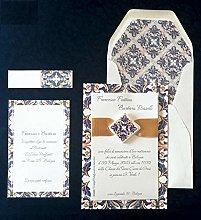Cartotecnica Italiana Partecipazioni di Matrimonio